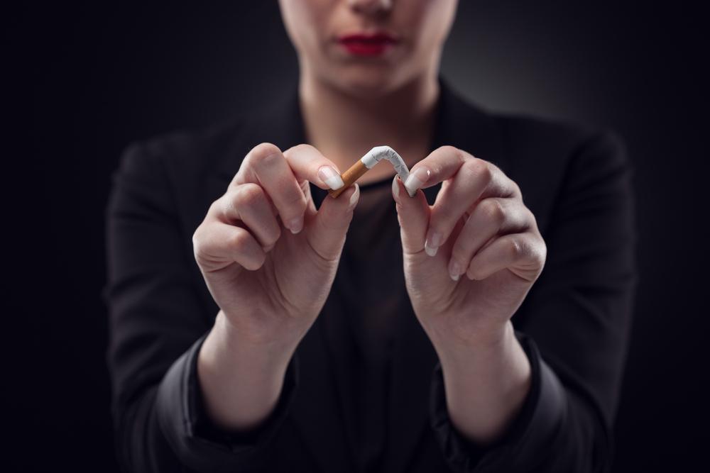 גמילה מעישון בסובלים מדיכאון  (צילום: Shutterstock)