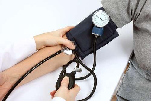הדרך הנכונה למדידת לחץ דם (צילום: Shutterstock)