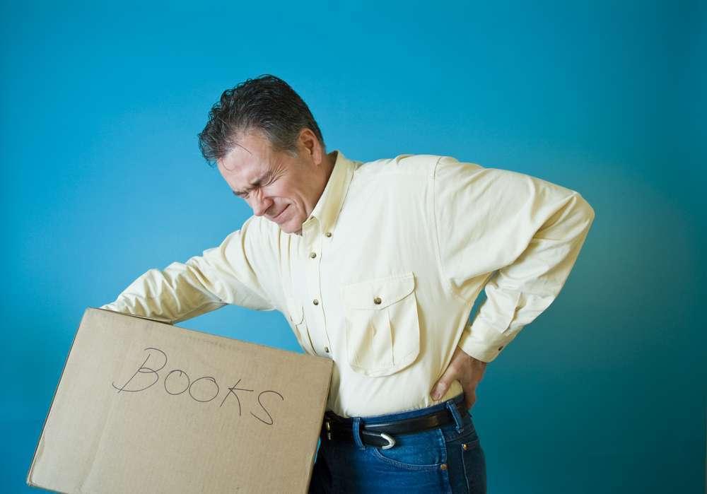 10 הדיברות למניעת כאבי גב (צילום: Shutterstock)