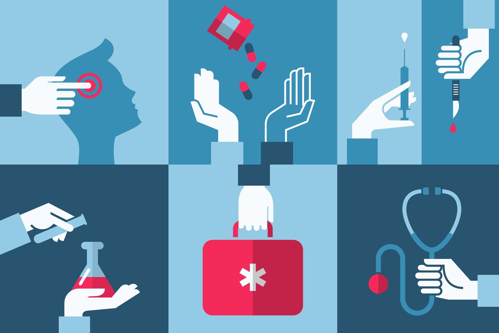 כל הטיפולים לשבץ מוחי (צילום: Shutterstock)
